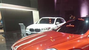 BMW complète sa gamme de versions sportives de ses SUVs avec la présentation au Mondial de l'Automobile du X2.
