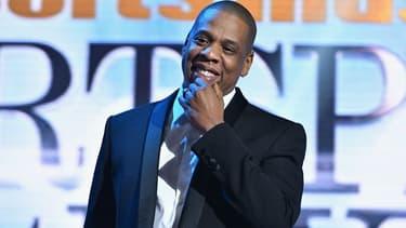 Jay Z à New York en 2016