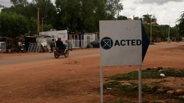Le local de l'ONG Acted au Niger