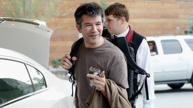 Le fondateur d'Uber, Travis Kalanick, a révélé qu'il lui arrivait parfois de prendre lui-même le volant pour des clients.