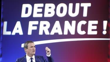 Image d'illustration - Le député LR a rejoint la liste des européennes de Debout La France en 37ème position, non éligible.
