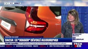 Dacia dévoile son nouveau Jogger