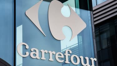 Carrefour (PHOTO D'ILLUSTRATION)