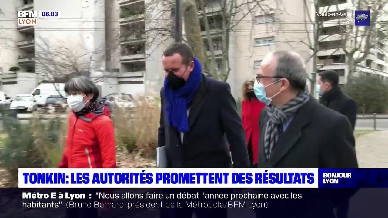 Villeurbanne: le maire et le préfet promettent des résultats dans la lutte contre l'insécurité