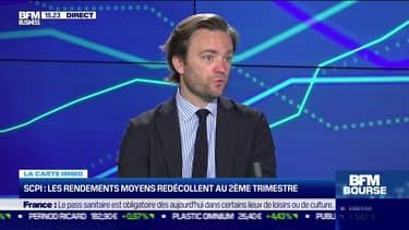 Paul Bourdois (France SCPI) : Les rendements moyens des SCPI tiennent bon au deuxième trimestre - 21/07