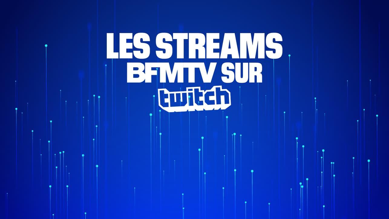 Les streams sur Twitch