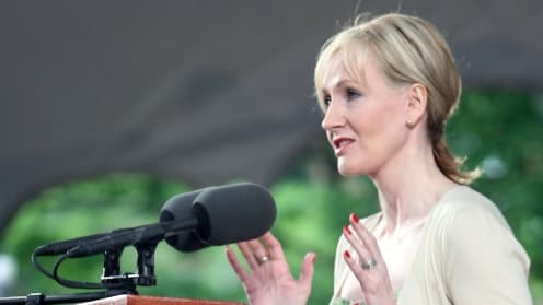 En publiant sous un pseudo, JK Rowling voulait retrouver les sensations d'un premier roman.