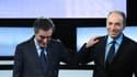 """Les deux candidats à la présidence de l'IUMP sur """"Des paroles et des actes"""""""