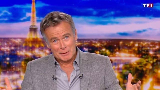 Franck Dubosc sur TF1
