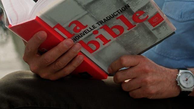 La bible (Photo d'illustration)