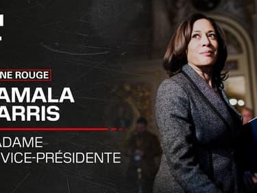 """""""Kamala Harris, Madame la vice-présidente"""": revoir l'enquête de BFMTV"""