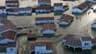 Zone inondée à La-Faute-sur-Mer, en Vendée. La question de l'urbanisation des zones littorales taraude habitants et élus locaux de L'Aiguillon-sur-Mer et La Faute-sur-Mer (Vendée), les deux communes les plus sinistrées de France, où vingt-six personnes on