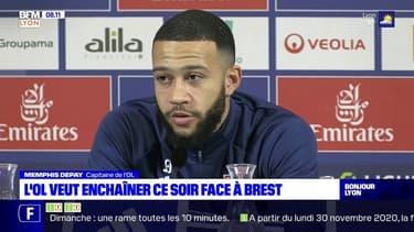Ligue 1: l'OL veut poursuivre sa série de victoires ce mercredi contre Brest