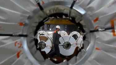 Les producteurs européens d'acier avaient déposé plainte en mai 2014.
