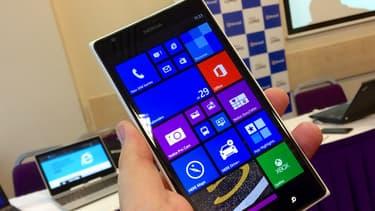 Un Nokia Lumia 1520