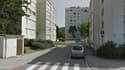 L'immeuble se trouve dans cette rue de Besançon