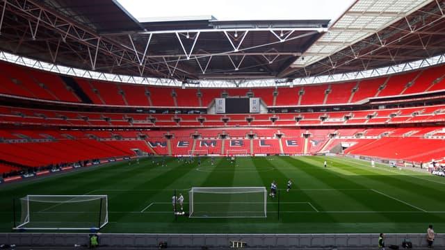 Le stade de Wembley