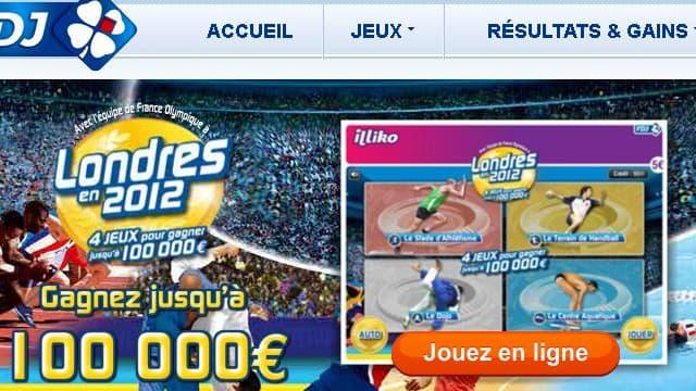 La Française des Jeux compte profiter de l'événement pour proposer de nouveaux sports aux parieurs.