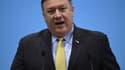 """Le secrétaire d'État américain Mike Pompeo a promis que les États-Unis """"feront respecter"""" leurs nouvelles sanctions."""