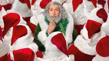 """Alain Chabat dans """"Santa & Cie""""."""