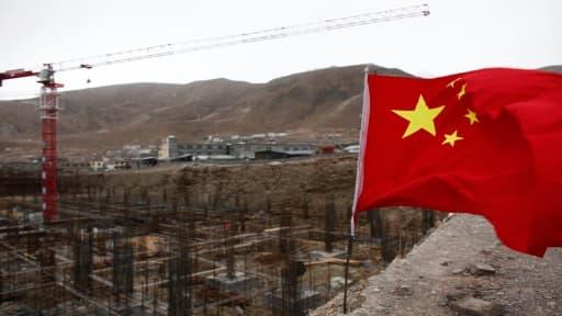 La Chine mène une politique de grands travaux pour l'aménagement de son immense territoire