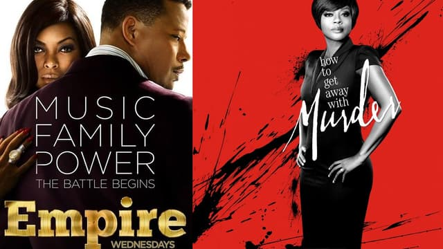 Empire et How to Get Away With Murder