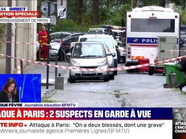 Paris: les établissements scolaires confinés vont pouvoir rouvrir leurs portes, selon l'Académie de Paris