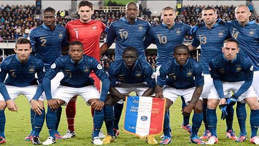 L'équipe de France de football entend confirmation son succès en Finlande face à la Biélorussie