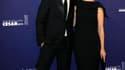 """Berenice Bejo et Michel Hazanavicius à leur arrivée au théâtre du Châtelet pour la cérémonie des Cesar, vendredi. La vedette féminine de """"The Artist"""" a été récompensée par le Cesar de la meilleure actrice, tandis que le réalisateur a été doublement honoré"""