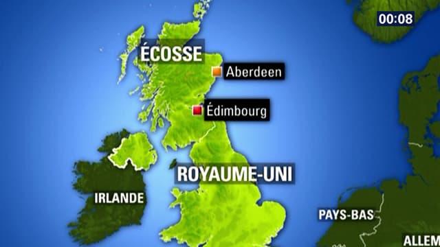 Selon nos informations, plus de deux tonnes de cocaïne ont été saisies sur un remorqueur arraisonné au large d'Aberdeen, en Ecosse.