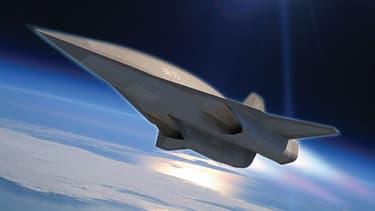 La constructeur américain Lockheed Martin est en mesure de développer un prototype d'avion hypersonique, volant à 6 fois la vitesse du son, pour moins d'un milliard de dollars.