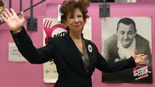Véronique Colucci en 2016