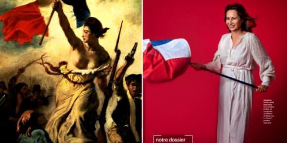 Delacroix VS Ségolène