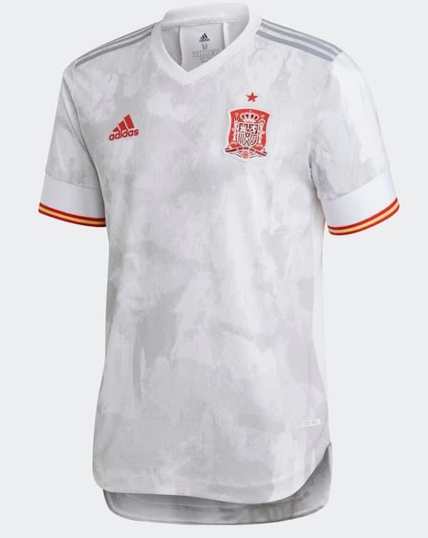 Espagne extérieur Euro 2021