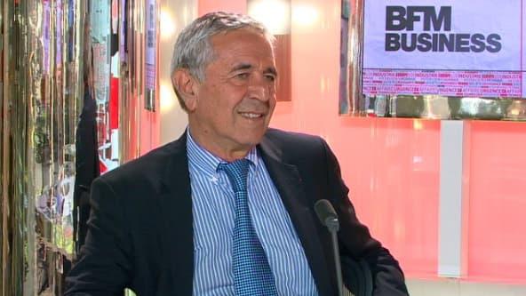 Jean-Louis Schilansky, président de l'Union française des industries pétrolières et membre du conseil exécutif du Medef, était l'invité de BFM Business.