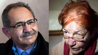 René Schembri est confronté à sa femme, Colette Renault, qu'il aurait torturée pendant plus de trente ans.