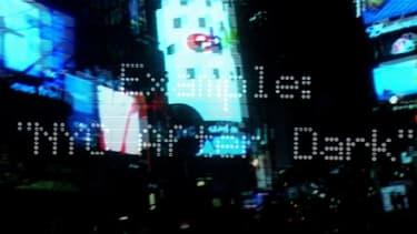 """La productrice Lydia Kali tente de vendre le concept de """"Paris dernière"""" à l'étranger lors de sa présentation au MipTV. Ici, une proposition de version à New York."""