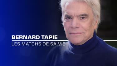 """""""Bernard Tapie: les matchs de sa vie"""", le 20 janvier 2020 à 21h sur BFMTV"""