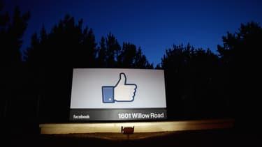 À partir d'avril, les grands clients britanniques du réseau social recevront des factures de Facebook Royaume-Uni et non plus Facebook Irlande.