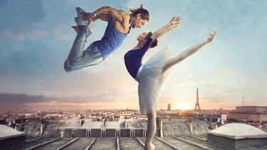 Lets' Danse avec Rayane Bensetti