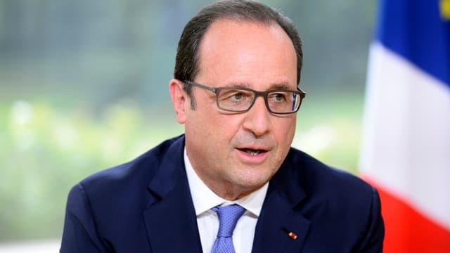 François Hollande veut plus de croissance pour relancer l'emploi