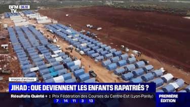 Dix enfants de djihadistes français ont été rapatriés dans la nuit de dimanche à lundi