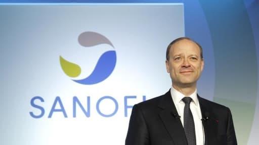 Sanofi et son patron Chris Viehbacher ont su choisir les bons marchés pour convaincre les investisseurs