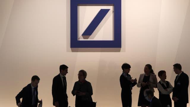 Deutsche Bank solde actuellement une série de litiges aux États-Unis.
