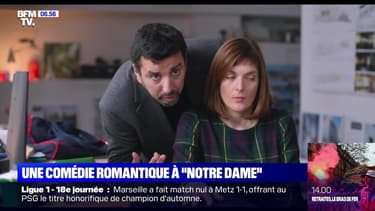 """Une comédie romantique à """"Notre Dame"""" - 15/12"""