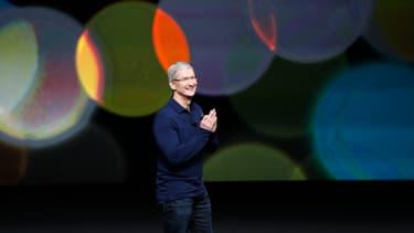 Tim Cook, patron d'Apple, pourrait dévoiler un assistant intelligent lors de la conférence WWDC qui se tiendra le 5 juin à San Francisco.