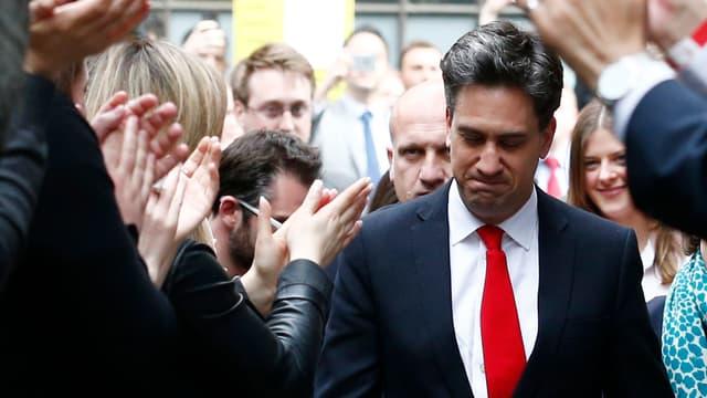 "Ce vendredi matin, Ed Miliband s'est dit ""profondément désolé""."