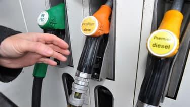 Le prix du gazole dépasse celui de l'essence dans une station sur deux de France métropolitaine fin mars.