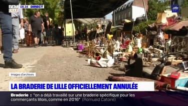 Annulation de la braderie de Lille: une braderie des commerçants pourrait quand même avoir lieu