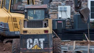 Caterpillar va supprimer 10.000 emplois